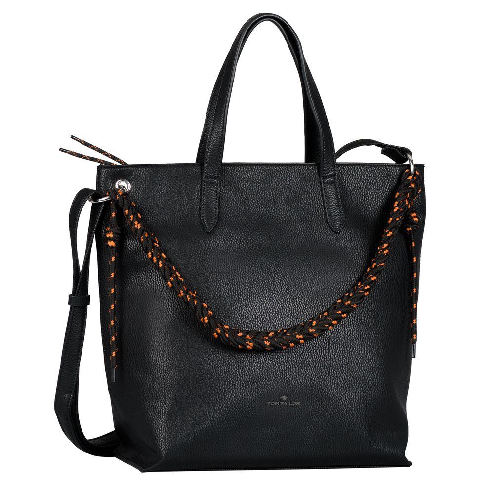 Tom Tailor - Maren Tote Bag - black