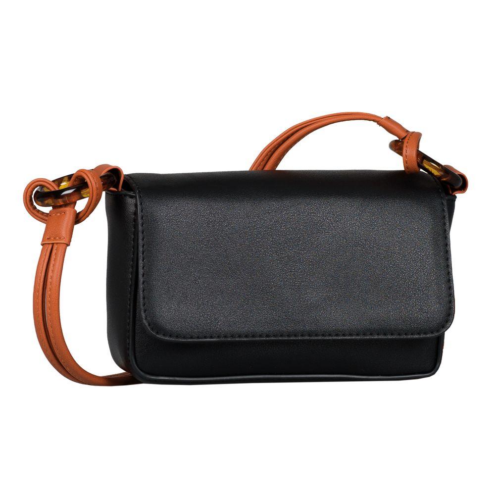 Tom Tailor Denim - Anu Flap Bag - black