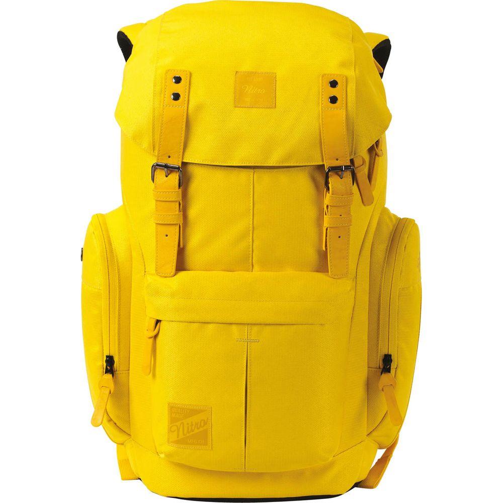 Nitro - Rucksack Daypacker - cyber yellow