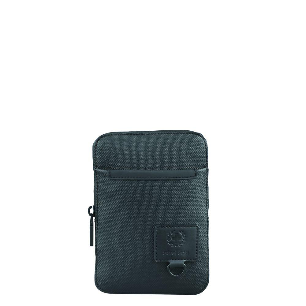 Strellson - Blackhorse Shoulderbag XSVZ - black