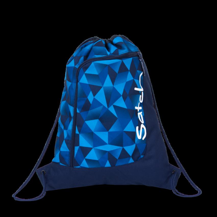 Satch - Sportbeutel Gymbag - Blue Crush