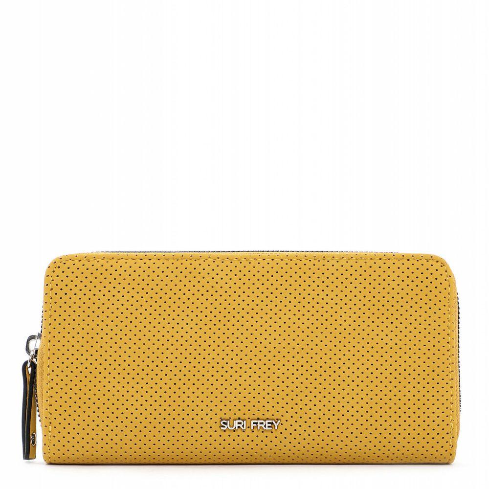 Suri Frey - Damenbörse Holly - yellow