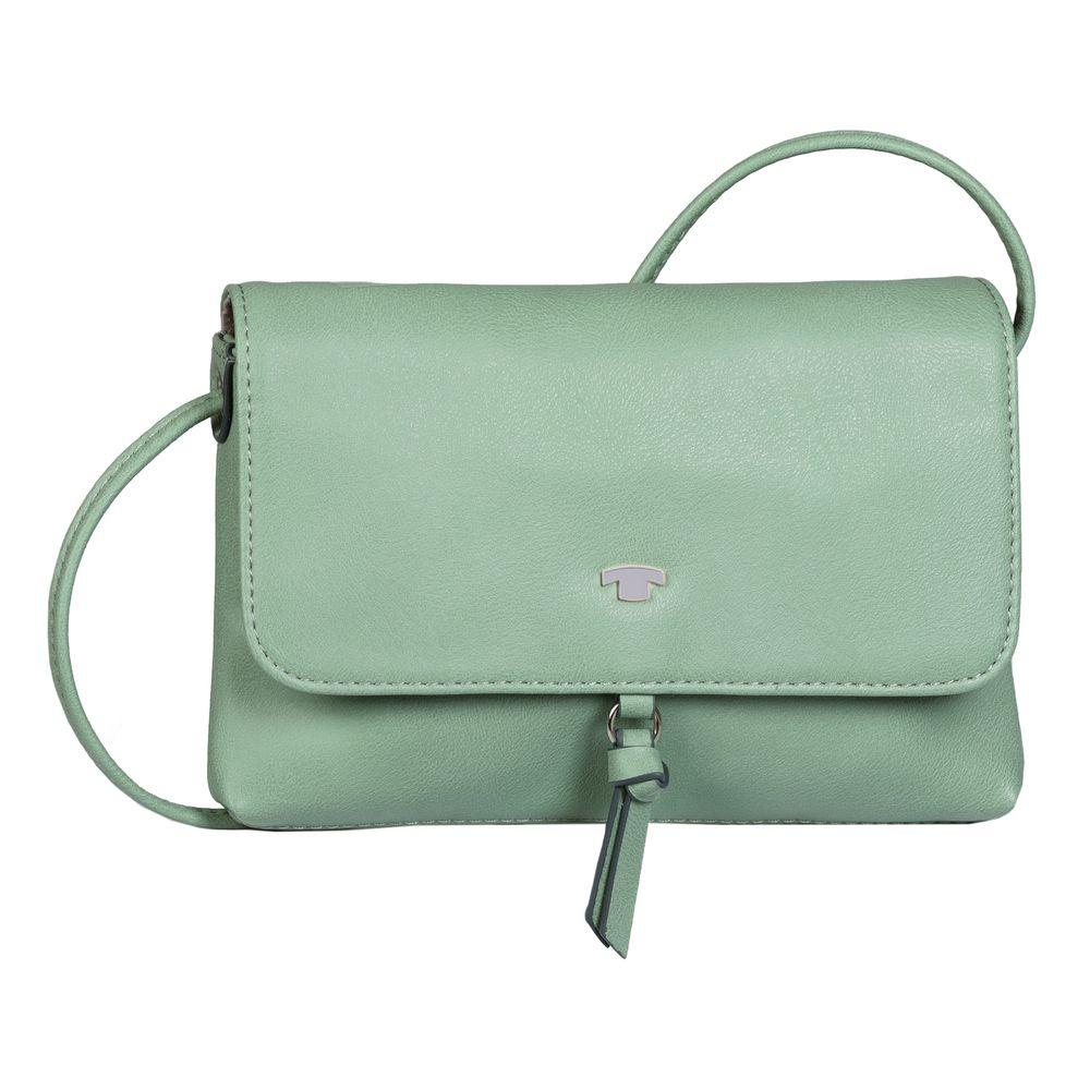 Tom Tailor - Luna Flap Bag - mint