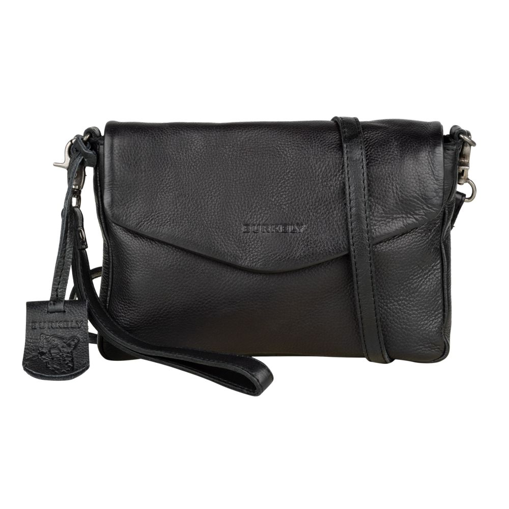 Burkely - Crossover Clutch Just Jackie - black