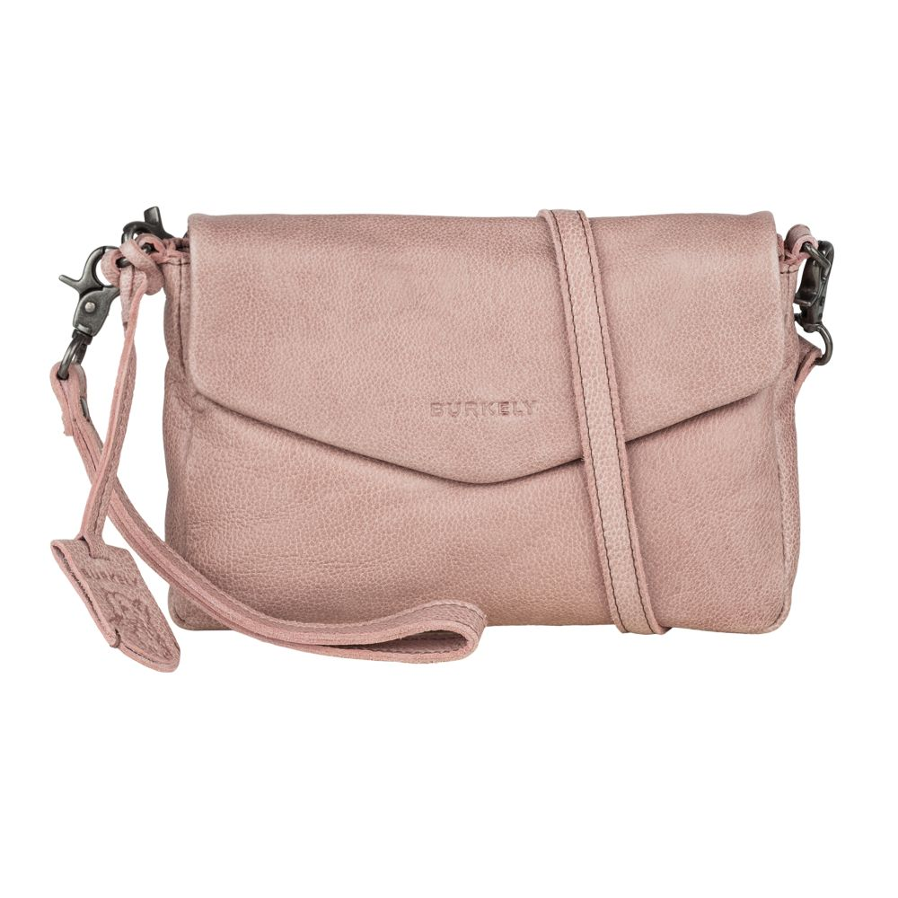 Burkely - Crossover Clutch Just Jackie - light pink