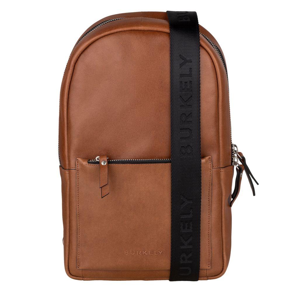 Burkely - Bodypack Suburb Seth - cognac