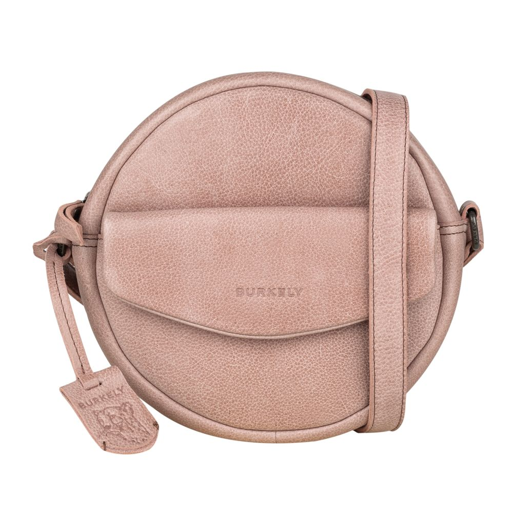 Burkely - Crossover Round Just Jackie - light pink