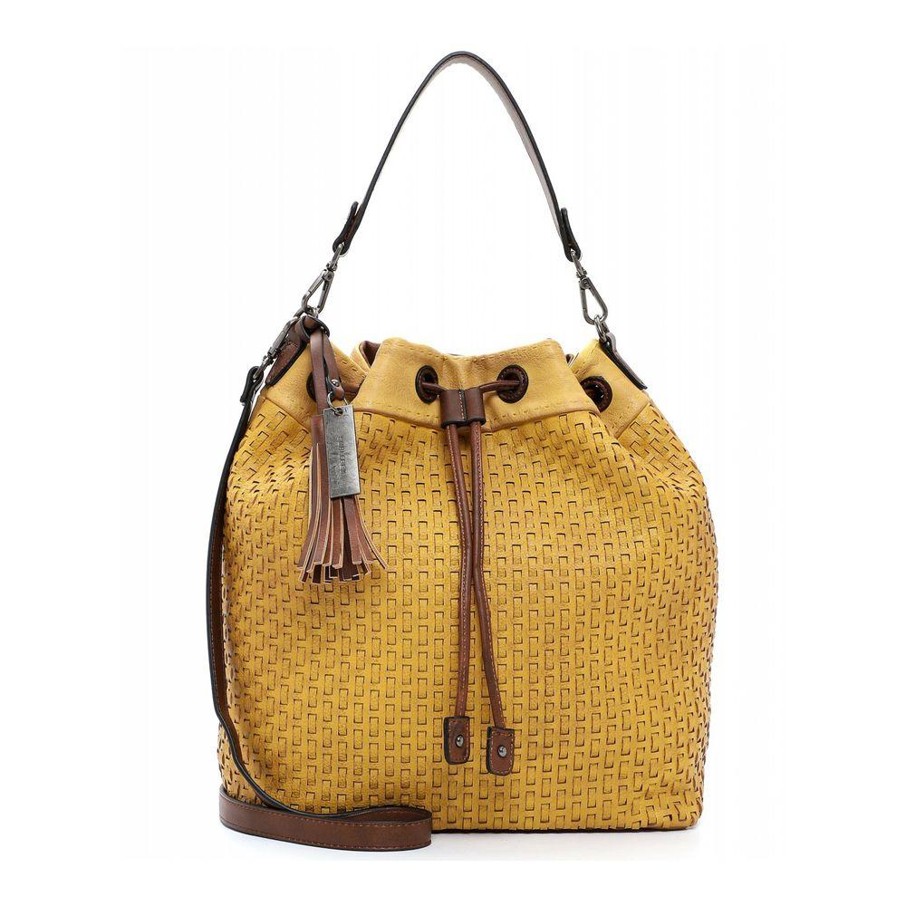 Suri Frey - Handtasche Dorey - yellow