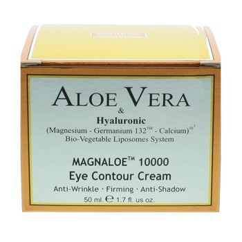 Canarias Cosmetics - Magnaloe 10000 Anti Wrinkle & Regenerating Cream - Eye Contour Cream Unisex 50ml
