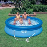 Intex Easy Pool Set 305 x 76 cm rund mit Pumpe (56922) 001