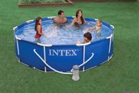 Intex Metal Frame Pool Set 366 x 76 cm (28212) 001