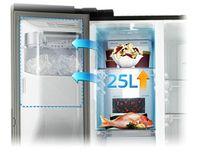 Samsung RS7768FHCSP/EF Side by Side Kühlschrank mit 545 Liter Nutzinhalt Bild 3