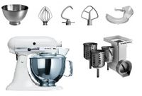 Kitchenaid KSM45 Küchenmaschinen Set 001