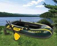 Intex Schlauchboot Seahawk 2 Set