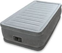 "Intex 64412 Luftbett Comfort Plush Elevated Airbed Kit ""Twin"" 99 x 191 x 46 cm Bild 2"