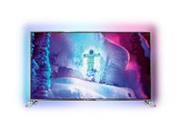 "Philips 65PUS9809, 65""LED, 4K, PerfectPixelUltraHD, 1200Hz, HexCore, Ambilight4, 3D, WiFi, Android OS Bild 1"