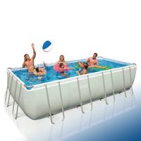 Intex Ultra Quadra Frame Pool 549 x 274 x 132 cm