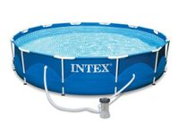 INTEX Frame Pool Set Rondo Ø 366 x 76 cm Bild 4