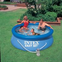INTEX Easy Pool Set Ø 244 X 76 CM