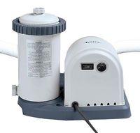INTEX 1500 GALLONS CARTRIDGE FILTER PUMP 001