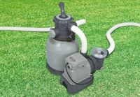 INTEX 2100 GAL SAND FILTER PUMP