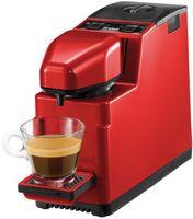 Trisa Coffee to go Espressomaschine rot 001