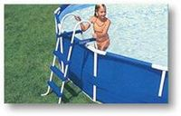 Intex Metal Frame Pool Set 457 x 122cm rund (54946) Bild 5