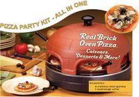 Ohmex PIZ 7788 Pizza Ofen, Pizza Party Set für 6 Pers. Bild 2
