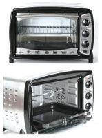 Ohmex OVN-2302 Elektr. Backofen Umluft/Grill-Drehspiess 23l 002