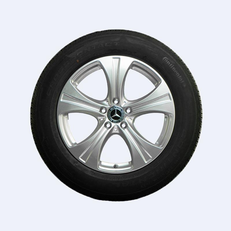 Mercedes GLC X253 / C253 / W253 Sommerkompletträder | A2534010800