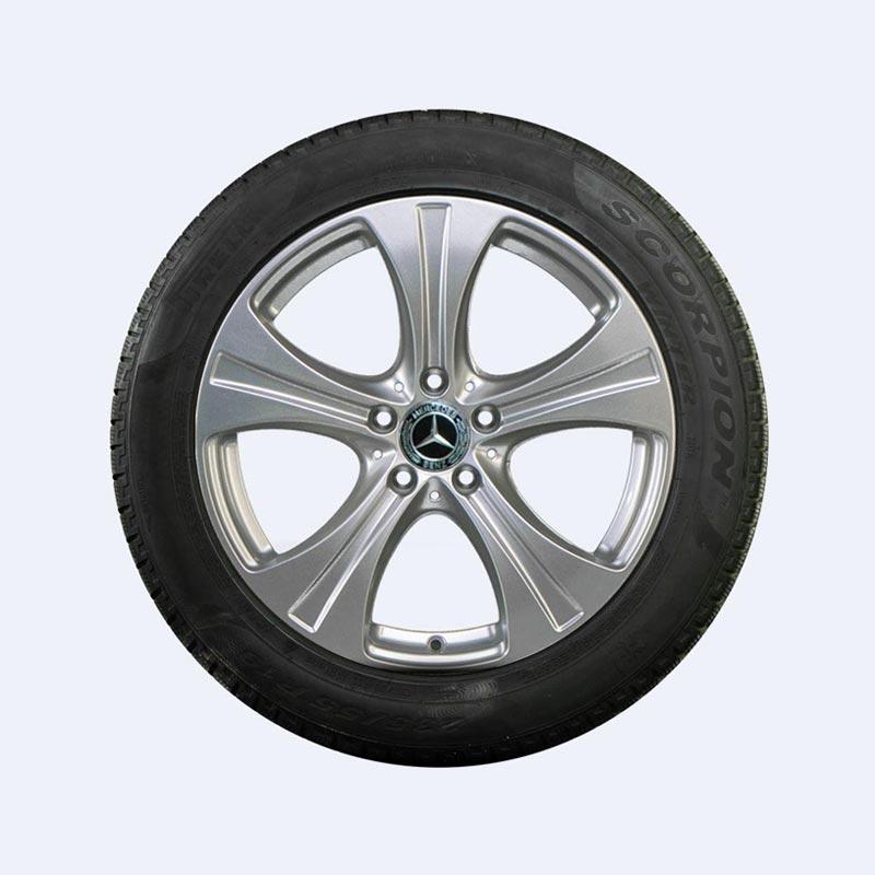 Mercedes GLC X253 / C253 / W253 Winterkompletträder | A2534010800