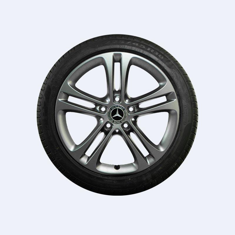 Mercedes CLA X118 C118 Sommerkompletträder   A1774010400