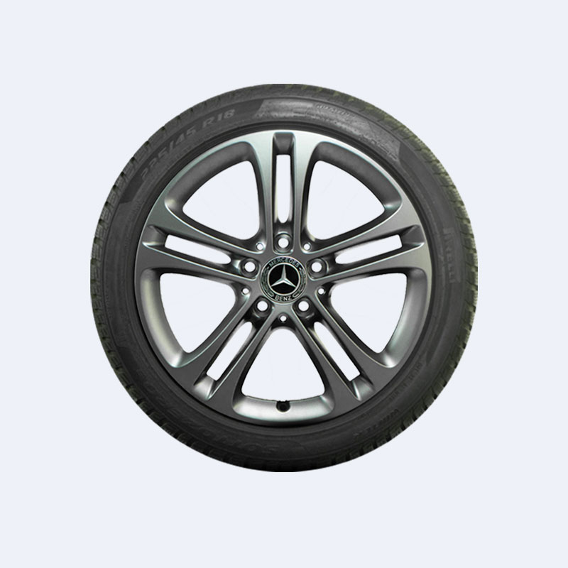 Mercedes CLA X118 C118 Winterkompletträder   A1774010400