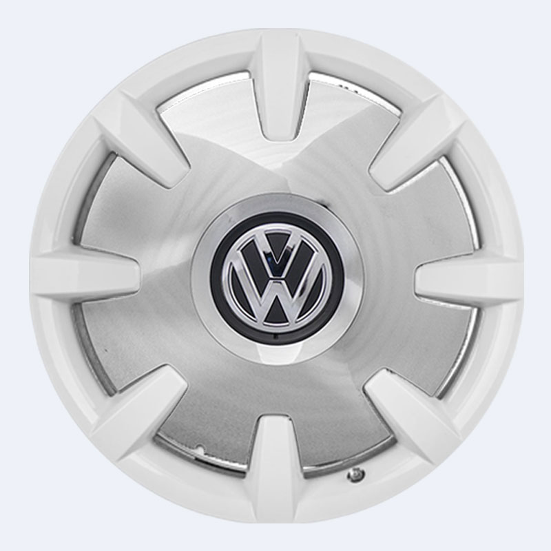 VW Bus Disc Felgen ibis weiß
