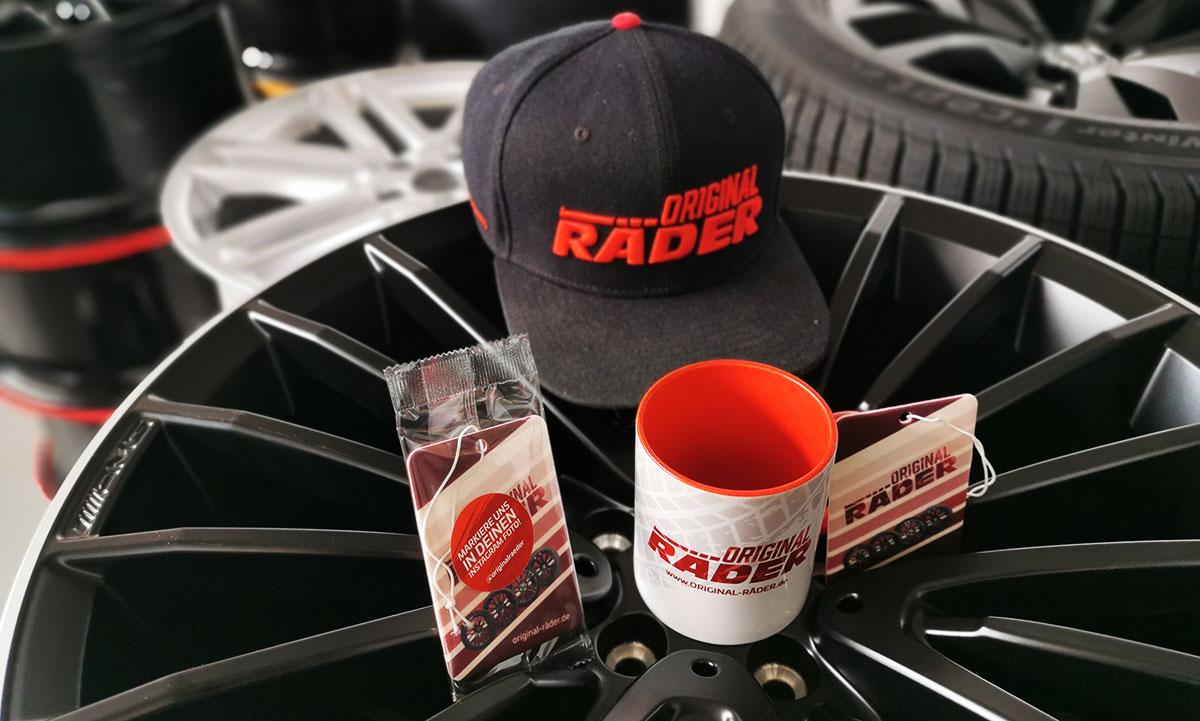 Original Räder Merchandise