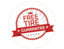 Free Tire guarantee