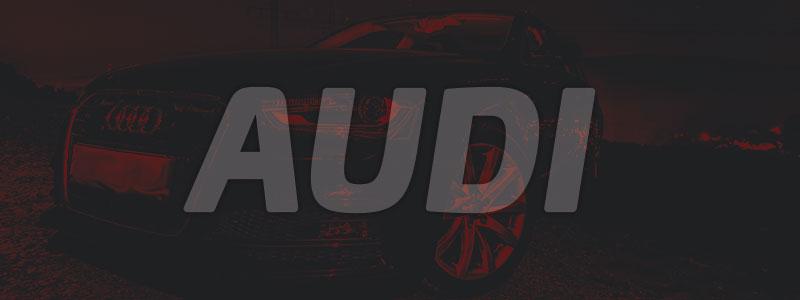 Original Audi Felgen und Kompletträder