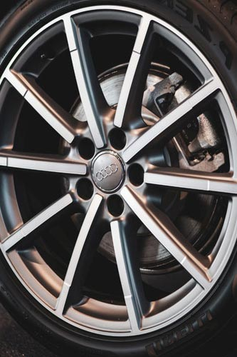 Original Audi Wheels