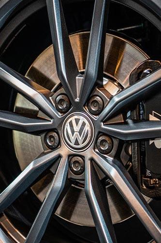 Original VW Volkswagen Wheels