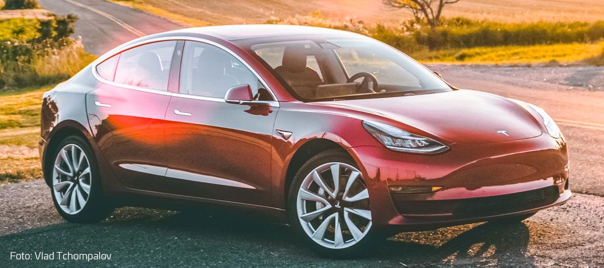 Original Tesla Model 3 Felgen und Kompletträder
