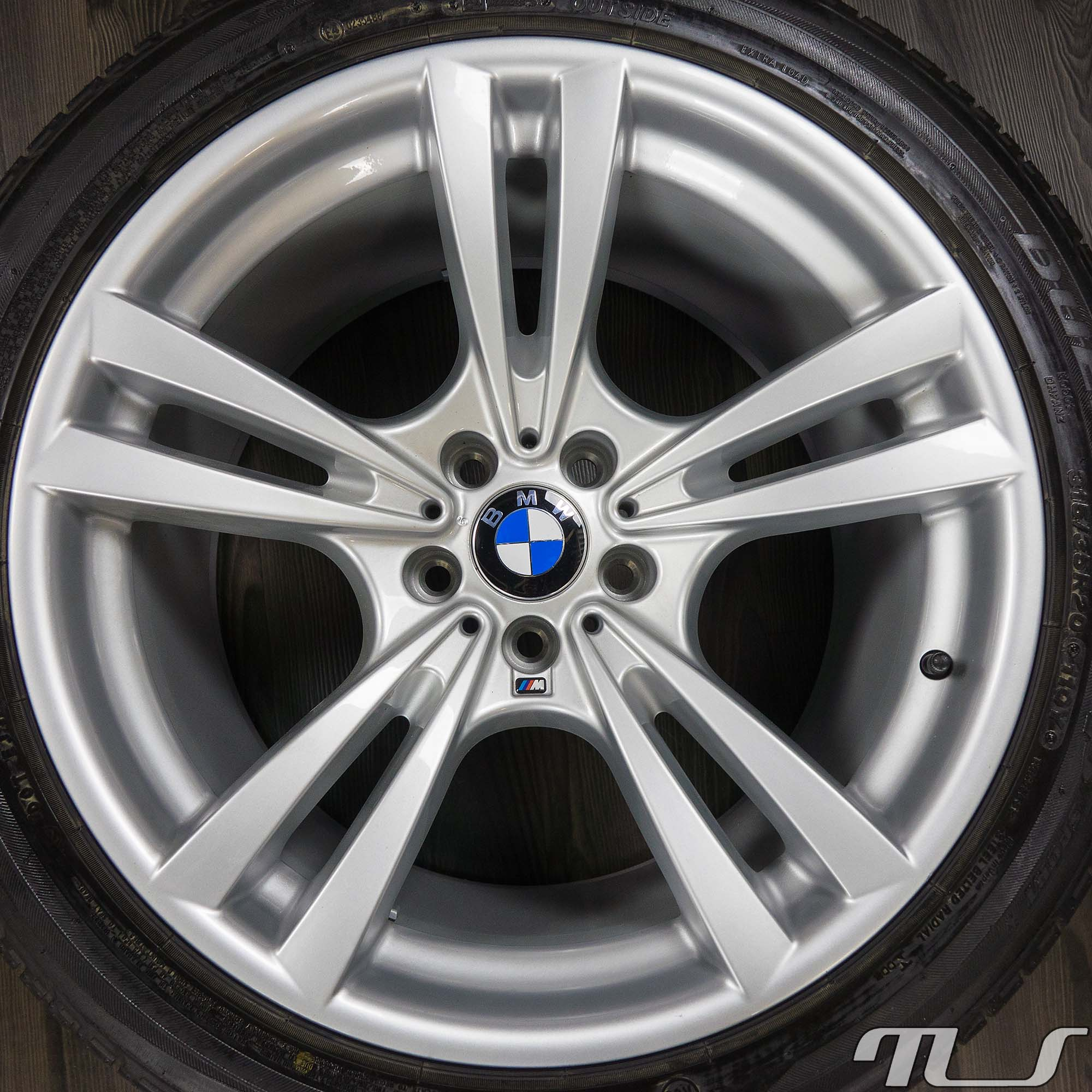 20 Inch Alloy Wheels Bmw X5 E70 X6 E71 Rims Styling M299