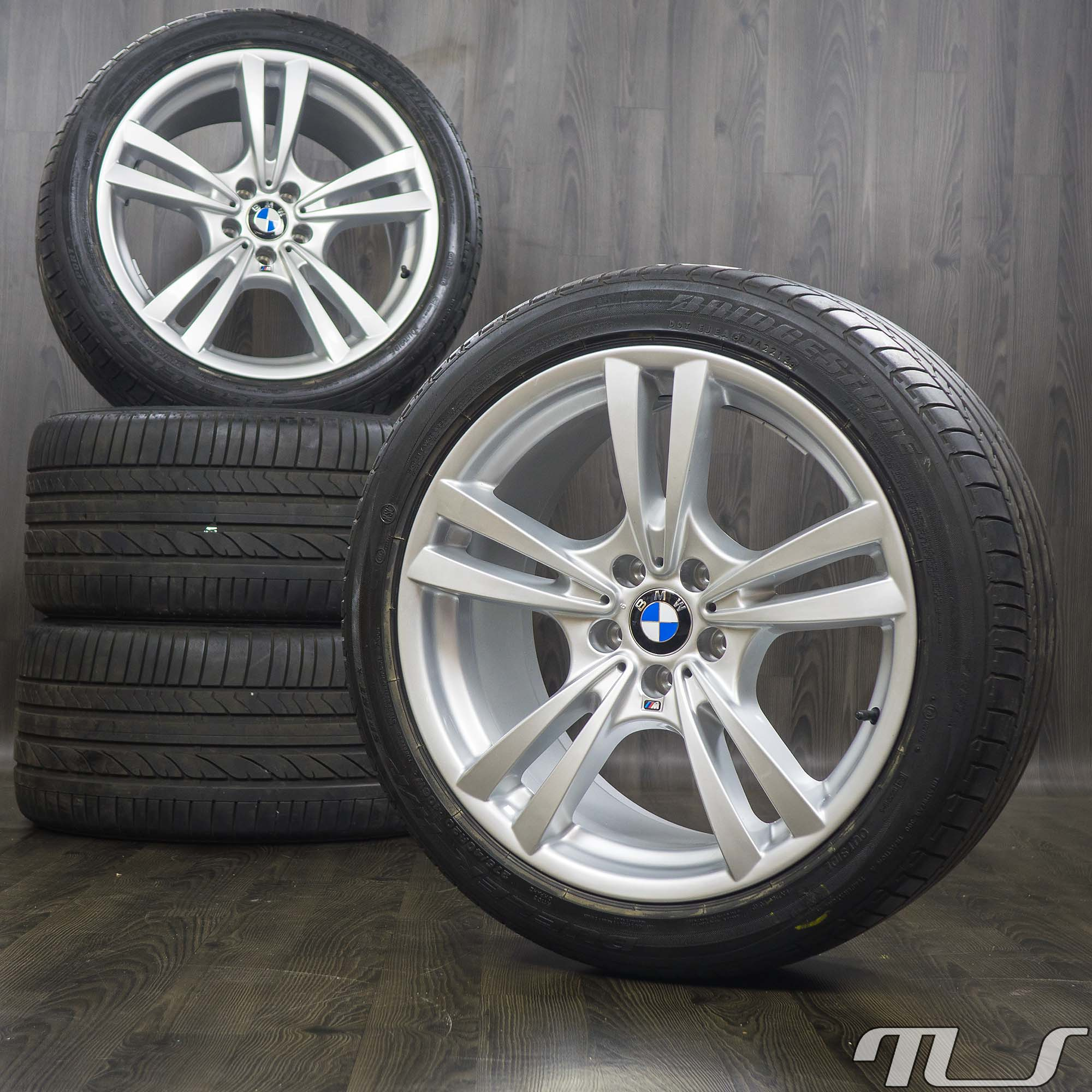 20 Inch Alloy Wheels Bmw X5 E70 X6 E71 Rims Styling M299