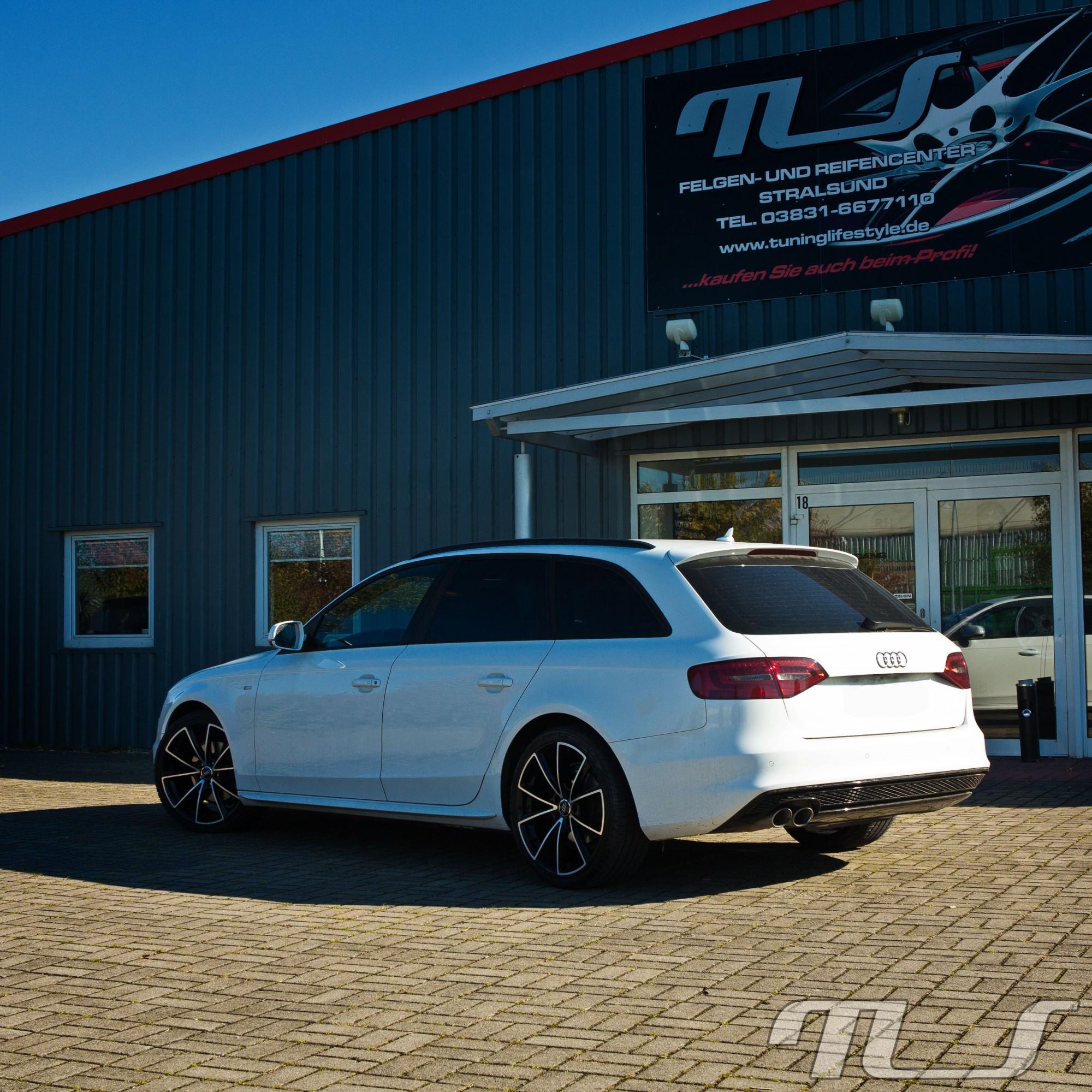 19 Zoll Alufelgen F 252 R Audi A4 A5 S5 A6 S6 A7 S7 Q3 Q5 Mam