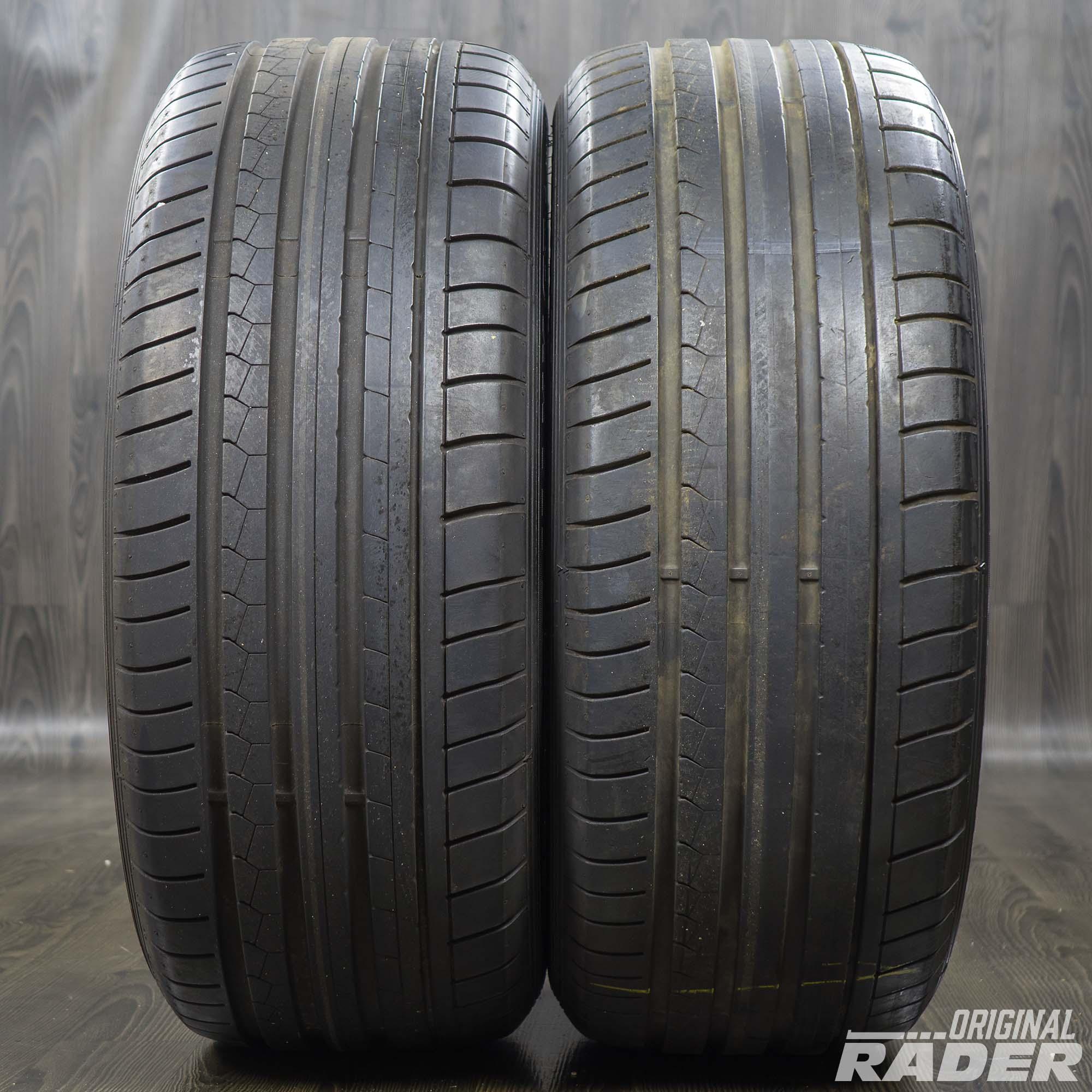 2x Dunlop SP Sport Maxx GT Sommerreifen Reifen 245//50 R18 100Y Runflat *