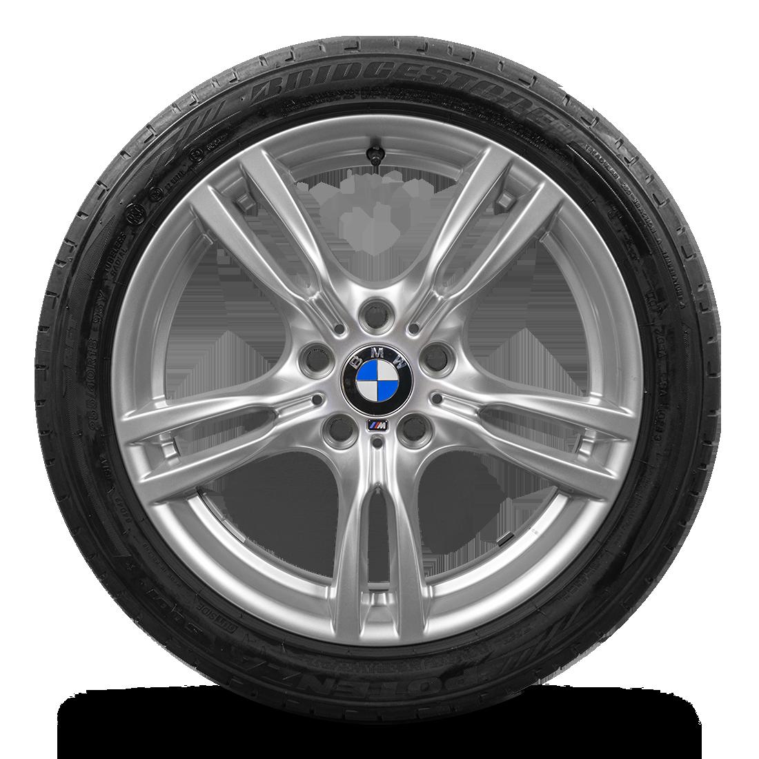 BMW 18 Zoll 3er F30 F31 4er F32 F33 Felgen Alufelgen M400 M 400 Sommerreifen