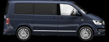 VW 18 Zoll Felgen T5 T6 Bus Caravelle Multivan Bulli Canberra Alufelgen NEU – Bild 8