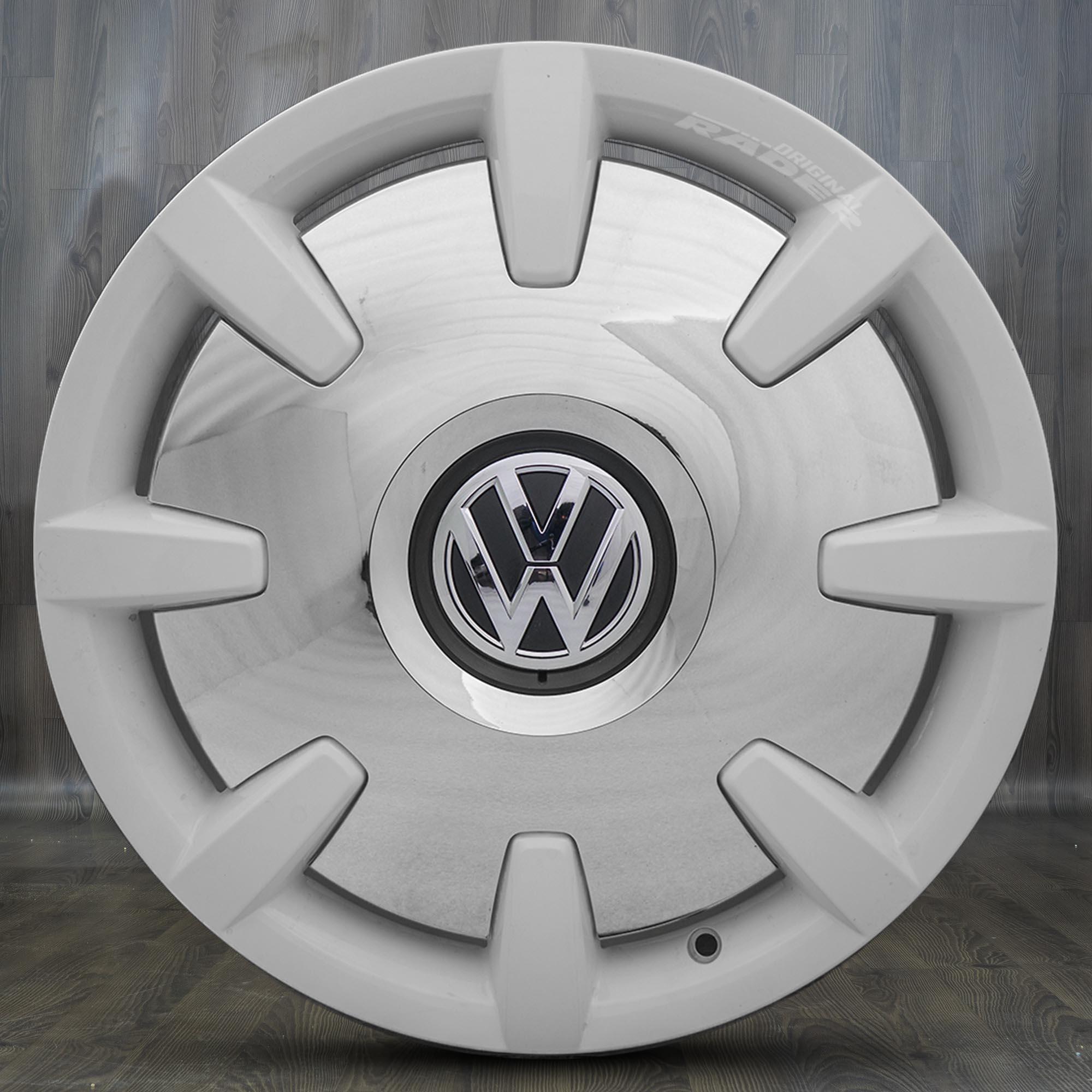 VW 18 Zoll Alufelge T5 T6 Bus Multivan Bulli Caravelle Disc Felge silber NEU