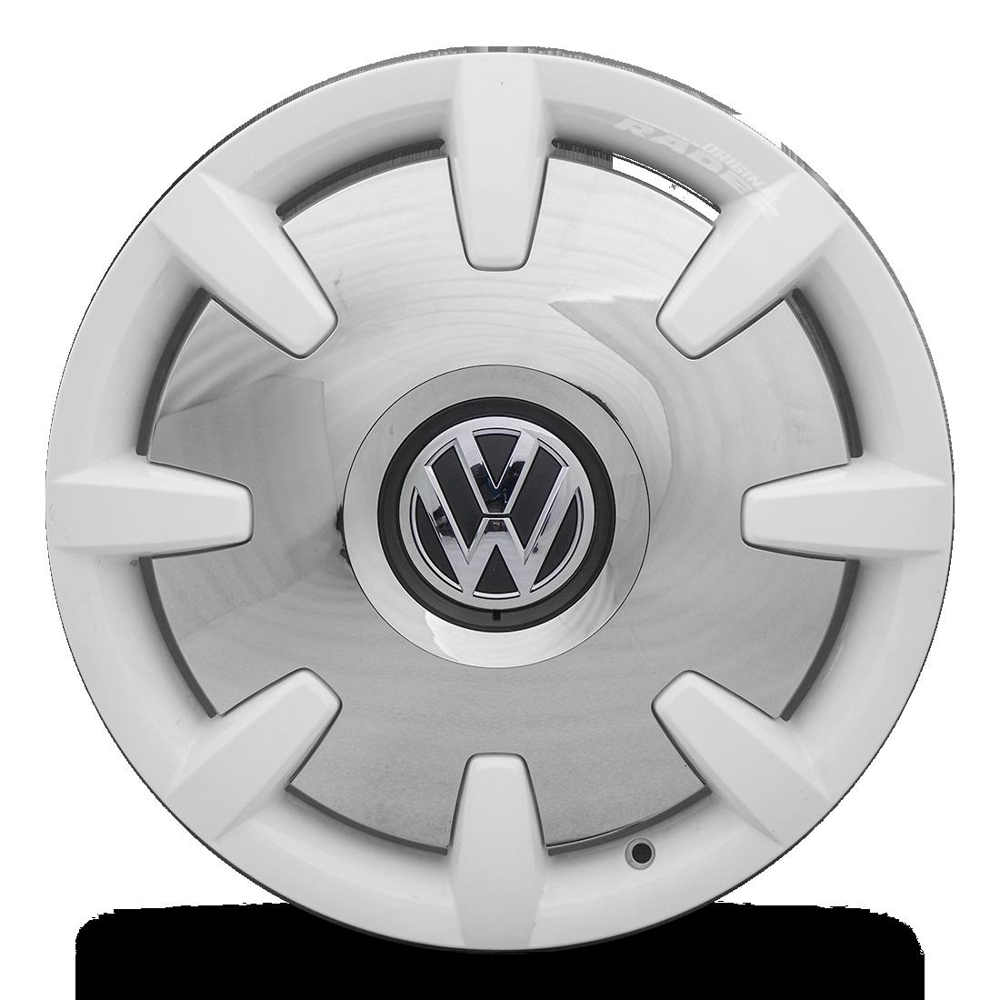 VW 18 Zoll T5 T6 Generation Six Bus Multivan Bulli Disc Alufelge Felge weiß NEU