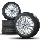 VW 18 inch alloy wheels T5 T6 Bus Multivan Bulli summer tires Canberra rims new
