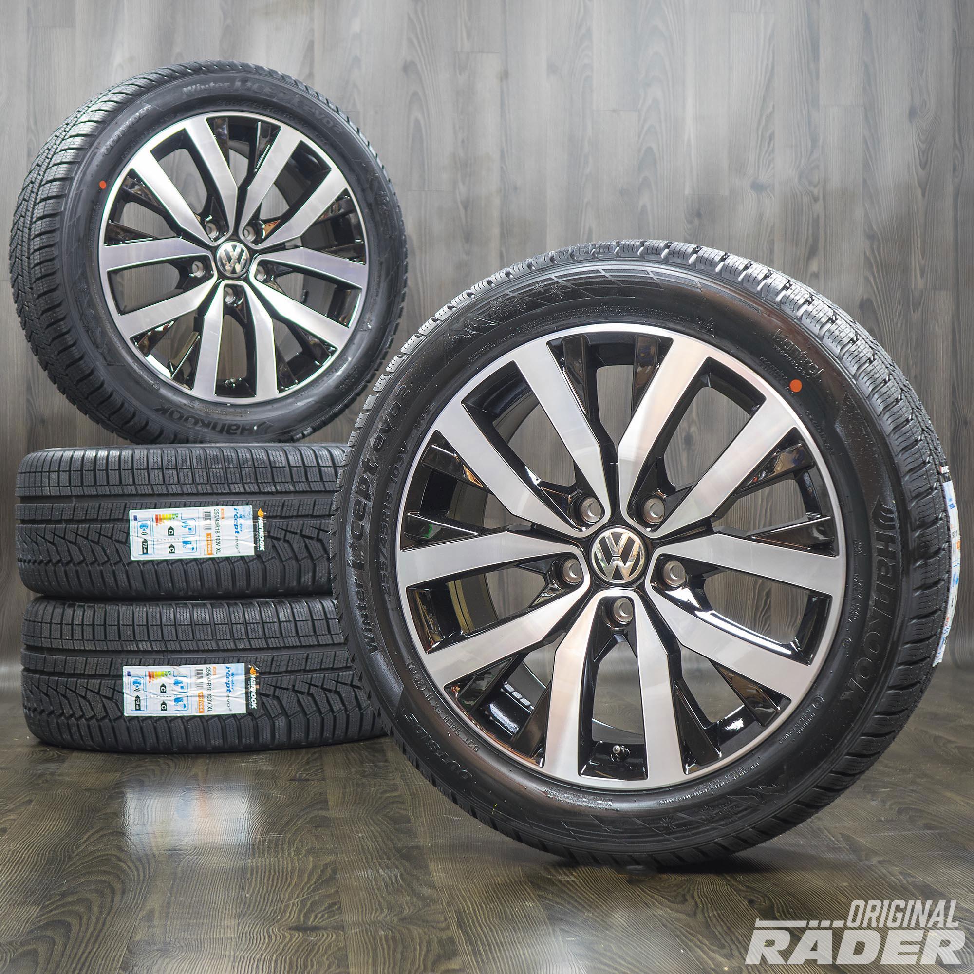 vw roues d 39 hiver 18 pouces t5 t6 bus multivan bulli les pneus toluca jantes neuf ebay. Black Bedroom Furniture Sets. Home Design Ideas